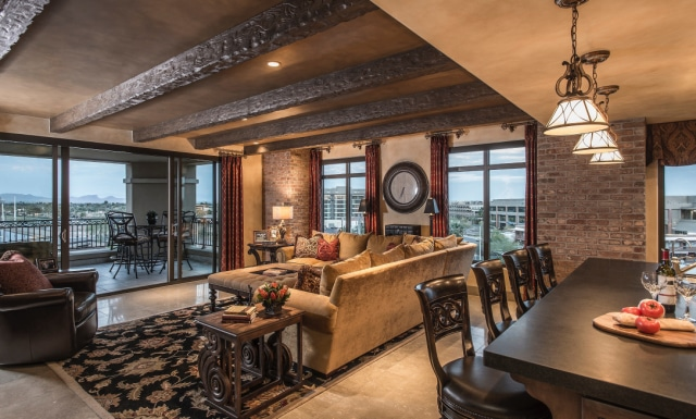 2015 ASID Design Excellence Award Old World Views