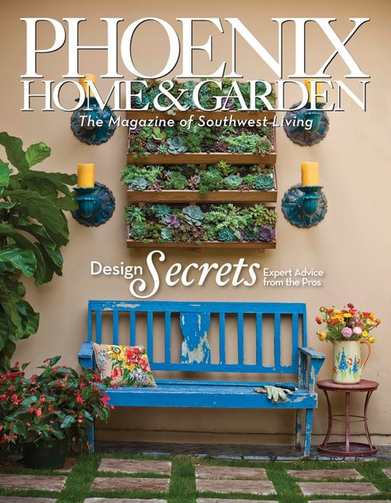 Phoenix Home & Garden August 2011 Design Secrets