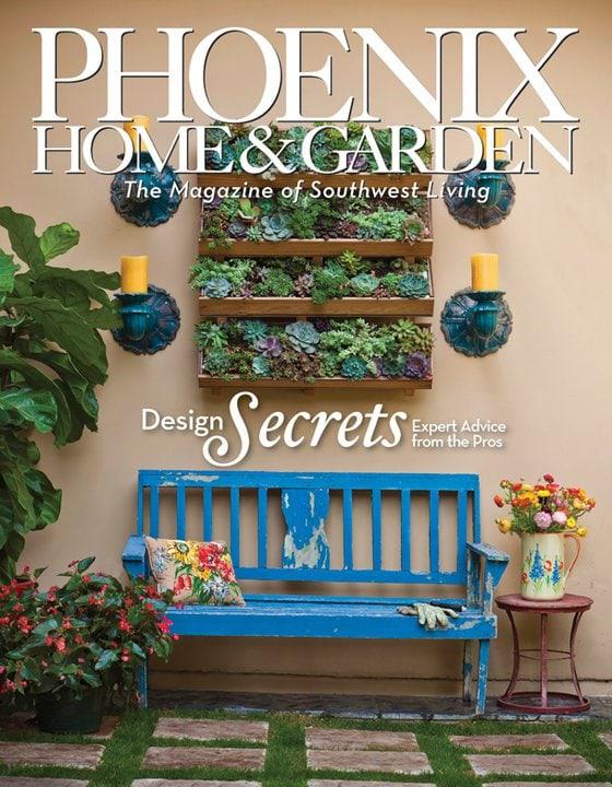 Phoenix Home & Garden August 2011 Design Secrets