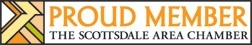 The Scottsdale Area Chamber Proud Member